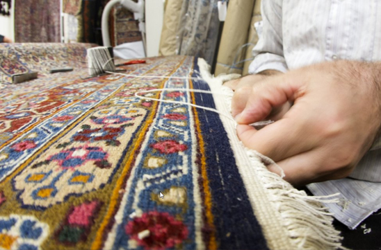 Antique Rug Repair Toronto